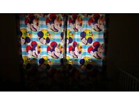 mickey mouse bedroom bundle