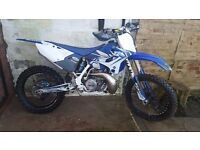Yz 250 2t mint condition race ready loads of upgrades not ktm crf yzf kxf cr kx rm rmz 125 450