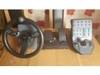 Saitek Gaming Wheel