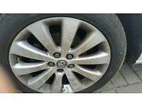 Vauxhall Astra J 2010-2016 17 inch (215/50R17) Alloy Wheel