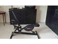 sport rider exercise machine cross trainer type bike