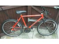 """Raleigh Firestorm 26"""" Mens Bike Great Condition With New Tyres And Inner Tubes"""