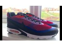 Genuine air max trainers - size 10