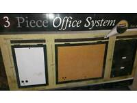 Office wall system