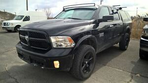 2014 Ram 1500 OUTDOORSMAN LIFTÉ 4X4