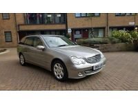 2005 Mercedes-Benz C200 CDI Elegance Estate Diesel Automatic