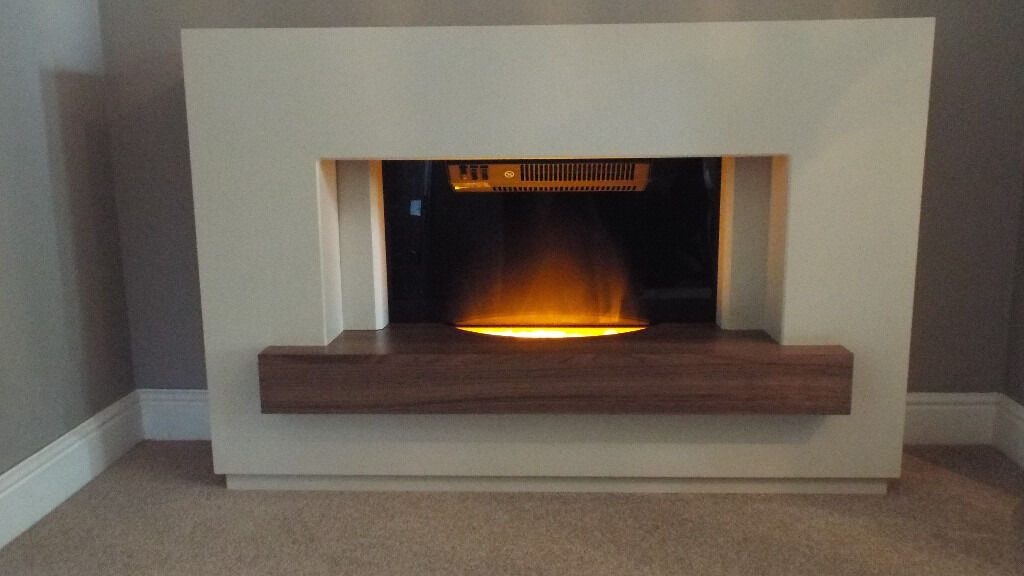 Electric Fire with Surround RRP163399 Adam Sambro  : 86 from www.gumtree.com size 1024 x 576 jpeg 61kB