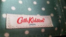 Small green dotted purse cath Kidston