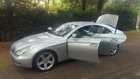 MERCEDES CLS 320 COUPE 7 G TRONIC DIESEL C250 E220 E280 CLS CLK CL AMG SPORT NOT BMW 330 530 M SPORT