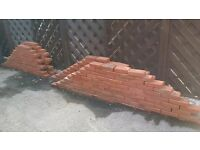 Free Red Bricks, about 200 all same