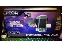 Cheap. Epson stylus photo printer. Boxed. Collect today cheap. Ideal Christmas present
