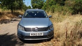 Swap or px 62 reg VW Passat 2.0 TDI Bluemotion with a recovery truck/van
