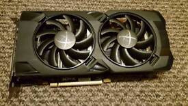 Amd XFX rx 480 8gb graphics card
