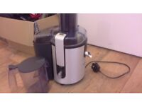 Phillips whole fruit juicer as new condition for cleanse detox with jug Christchurch £25