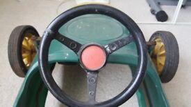 Vintage 1969 jim clark Lotus 25