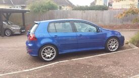 2006 VW GOLF MK5 R32 DSG FSH, FULLY LOADED