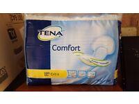 TENA Comfort Extra - 40 per Pack - BRAND NEW