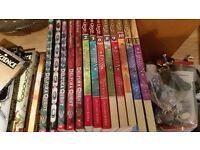 Set of Beast Quest and Deltora Quest books