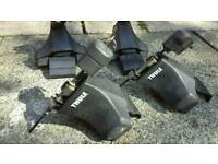 Thule roof bar feet peugeot 807 or citreon c8 or fiat ullyses from 2003