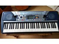 Yamaha PRS-280 Electronic Keyboard