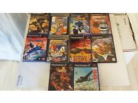10 ps2 game's (lot 2 )