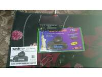 3 as new boxed ssb radio's