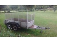8x4 Trailer - Heavy Duty.
