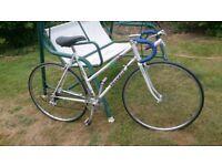 """Vintage 20"""" PEUGEOT Premierelle ladies racing bike"""