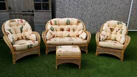 4 piece cane furniture offer