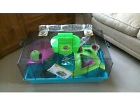 SAVIC hamster home