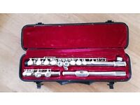 Odyssey Debut Flute in Attractive Case