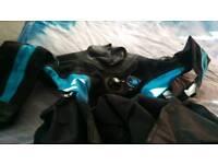 Ladies body glove drysuit