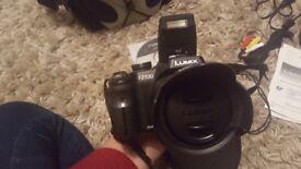 Panasonic FZ100 Lumix camera