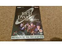Red Dwarf - Just The Shows Vol. 2 (DVD, 2006, 6-Disc Set, Boxset, Series 5-8) Brand NEW !!!