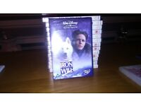 disney Iron Will DVD