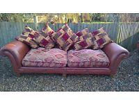 Tetrad Eastwood Leather Sofa