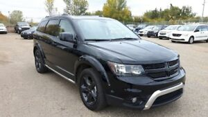 2018 Dodge Journey Crossroad AWD, Leather, Power Sunroof, NAV, D