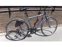 Hybrid Bicycle - 700C fast road bike