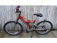 Saracen Junior Mountain Bike