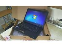 MINT BOXED HD LARGE TOSHIBA FAST INTEL CORE I3 QUAD CORE CAN DELIVER GUARANTEE