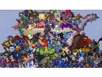 WANTED OLD TOYS 1980S ACTION FIGURES MARVEL DC SPIDERMAN BATMAN STAR WARS POWER RANGERS DR WHO ETC