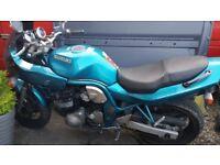 suzuki bandit 600 cc 600cc mark 1 , 10 months mot