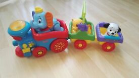Fisher-Price Amazing Animals Disney Sing-along Choo Choo Train