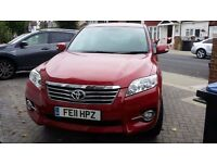 Toyota RAV4 2.2 D-4D XT-R 5dr HIGH SPEC, LOW MILEAGE