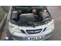 Saab 9-3 2.0T convertible for sale negotiations accepted