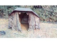 Abode brolly system