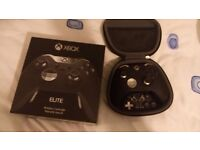 Xbox one Elite controller excellent cond SOLD OUT everywhere