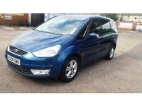 FORD GALAXY 2 KEYS FULL SERVICE HISTORY GREAT CONDITION