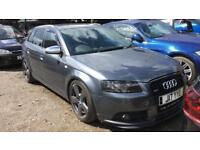 AUDI A3 8P S LINE 2.0 TDI SPORTBACK BREAKING FOR SPARES