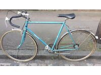 dawes road bike single speed 56cm frame very good working order fully seerviced